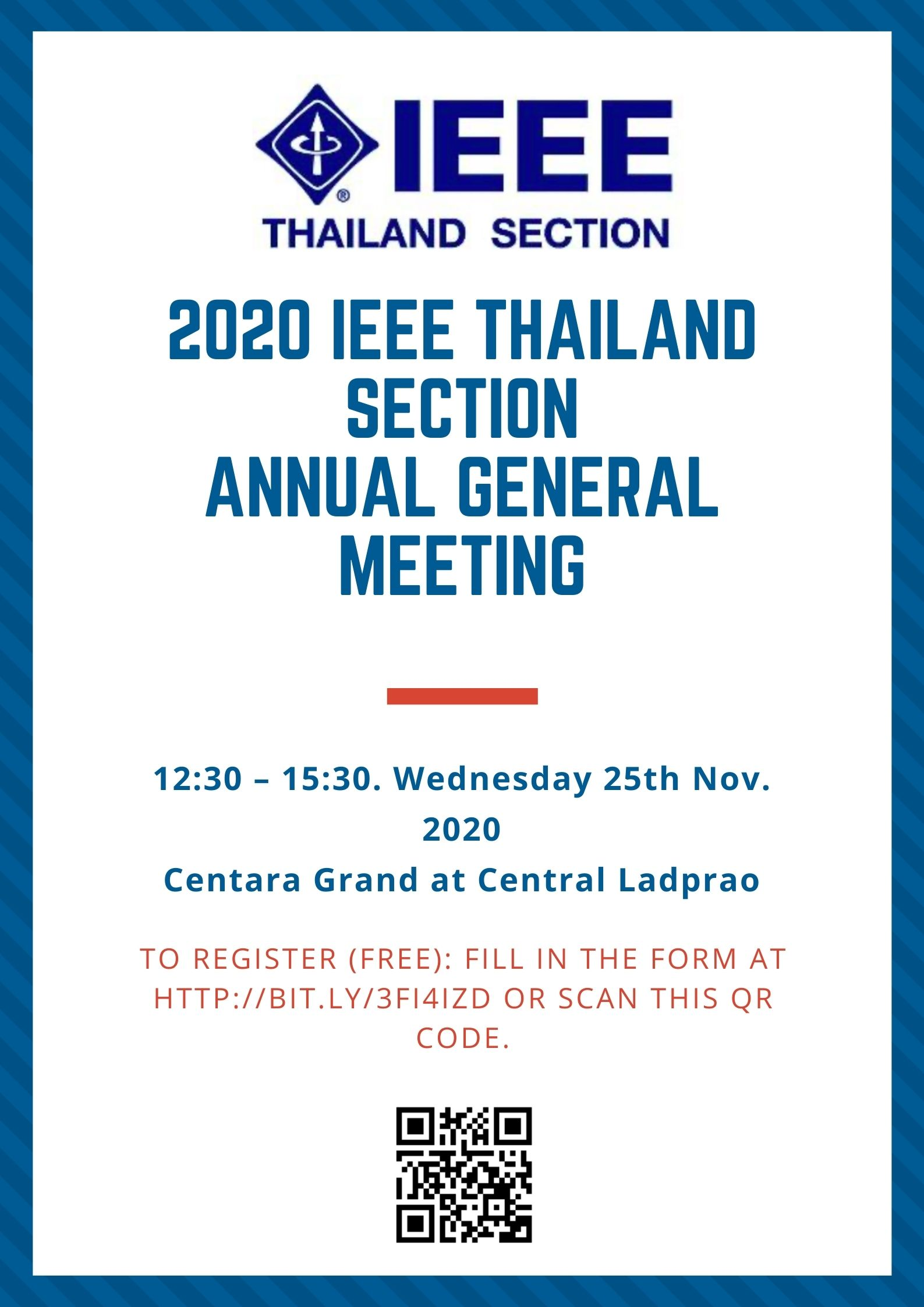 2020 IEEE Thailand Section Annual General Meeting